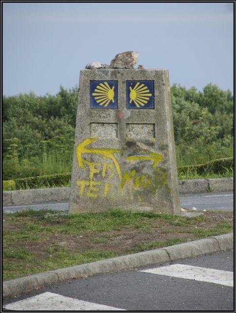 Камино де Сантьяго дель Норте (Путь Святого Иакова) 800 км пешком по Испании