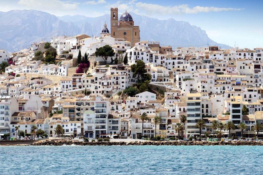 эмиграция - испания, альтеа